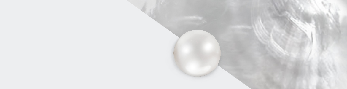 White Pearl Banner